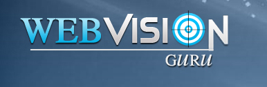Logo for Webvision Guru'