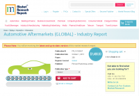 Automotive Aftermarkets (GLOBAL) - Industry Report