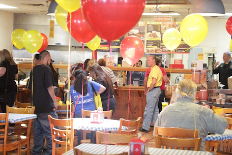 Dickey's Barbecue Pit'