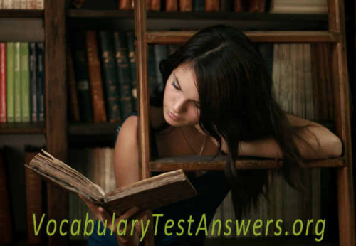 VocabularyTestAnswers.org'