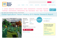 Global Agriculture Tractor Industry 2015