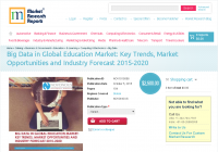 Big Data in Global Education Market