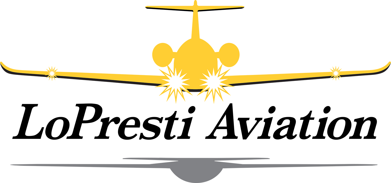 Company Logo For LoPresti Aviation