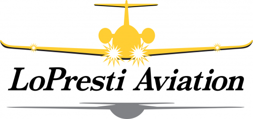 Company Logo For LoPresti Aviation'