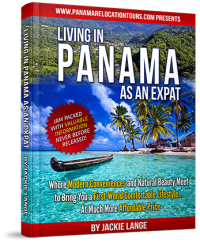 Panama Relocation Tours Book