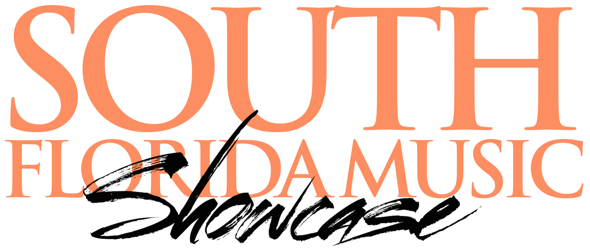 South Florida Music Showcase Logo