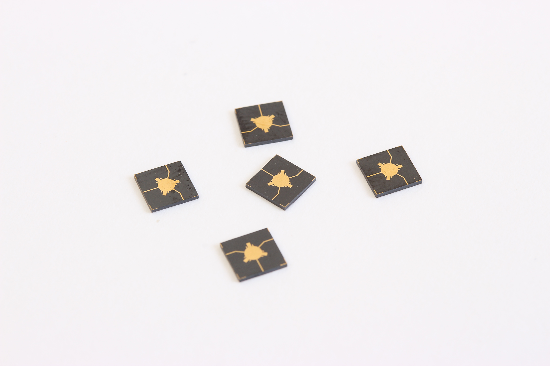 Metamagnetics' Self-Biased Ferrite Circulators