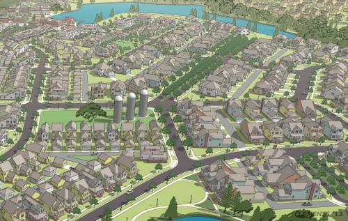 New Housing Development'