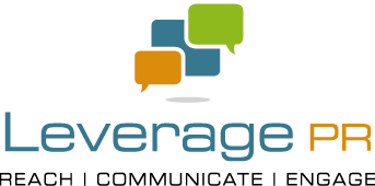 Leverage PR Logo'