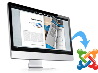 make a joomla magazine