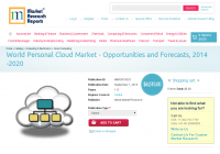 World Personal Cloud Market - Opportunities and Forecasts
