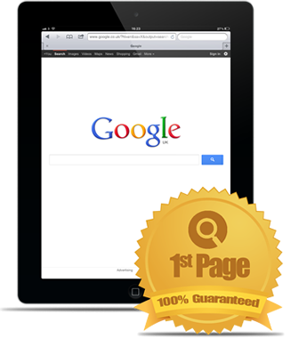 SEO Page Ranking'
