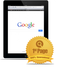 SEO Page Ranking