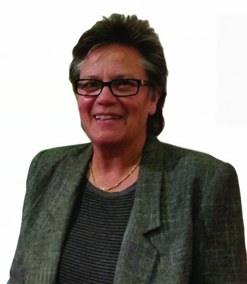 Adrienne Stratton, Outreach Director'
