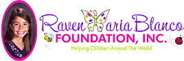 Logo for The Raven Maria Blanco Foundation, Inc.'