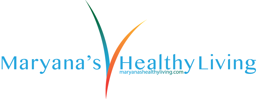 MaryanasHealthyLiving.com Logo