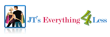 JTSEverything4Less.com Logo