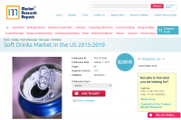 Soft Drinks Market in the US 2015 - 2019