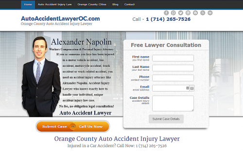Company Logo For Auto Accident Lawyer Orange County'