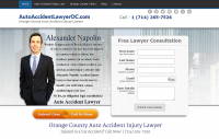 Auto Accident Lawyer Orange County Logo