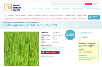 Global Agroscience Market 2015-2019