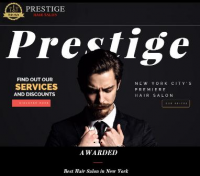 Prestige Hair Salon