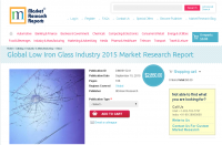 Global Low Iron Glass Industry 2015