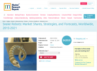 Snake Robots: Market Shares, Strategies, and Forecasts