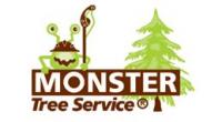 Monster Tree Service Mid-Cities Logo