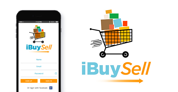 iBuySell Online Shopping App