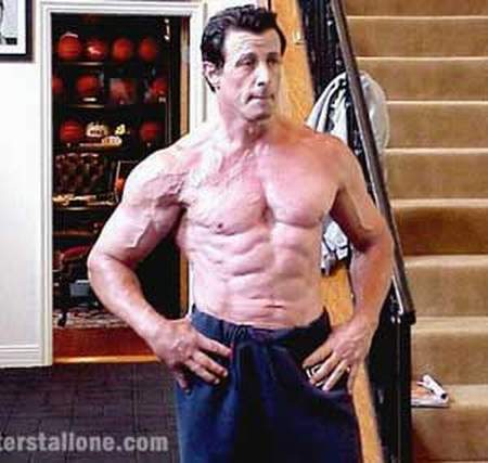 Sylvester Stallone'