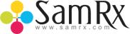 Logo for SamRx'