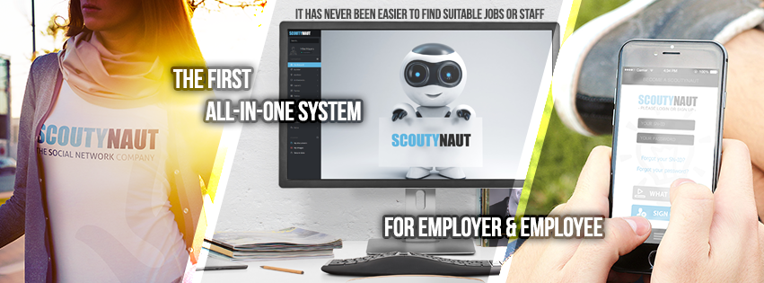 SCOUTYNAUT - The Social Network Job System