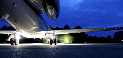 LoPresti Learjet photo'