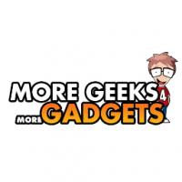 MoreGeeksMoreGadgets.com Logo