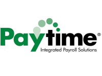 Paytime Integrated Payroll Solutions Logo