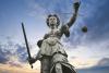 Justice Statue'