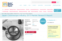 Japan Colonoscope Industry 2015