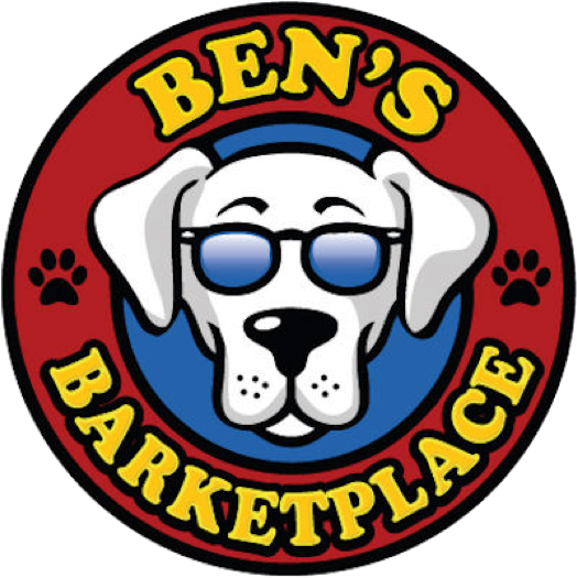 Ben's Barketplace®, Inc. Logo