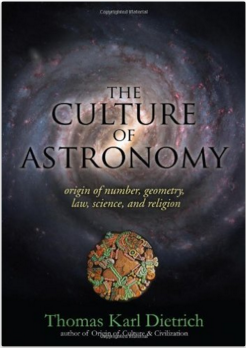 Culture of Astronomy by Thomas Karl Dietrich'