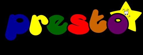 Company Logo For Presto!'