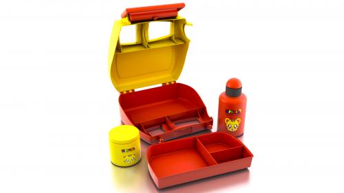 Lunchbox Open'