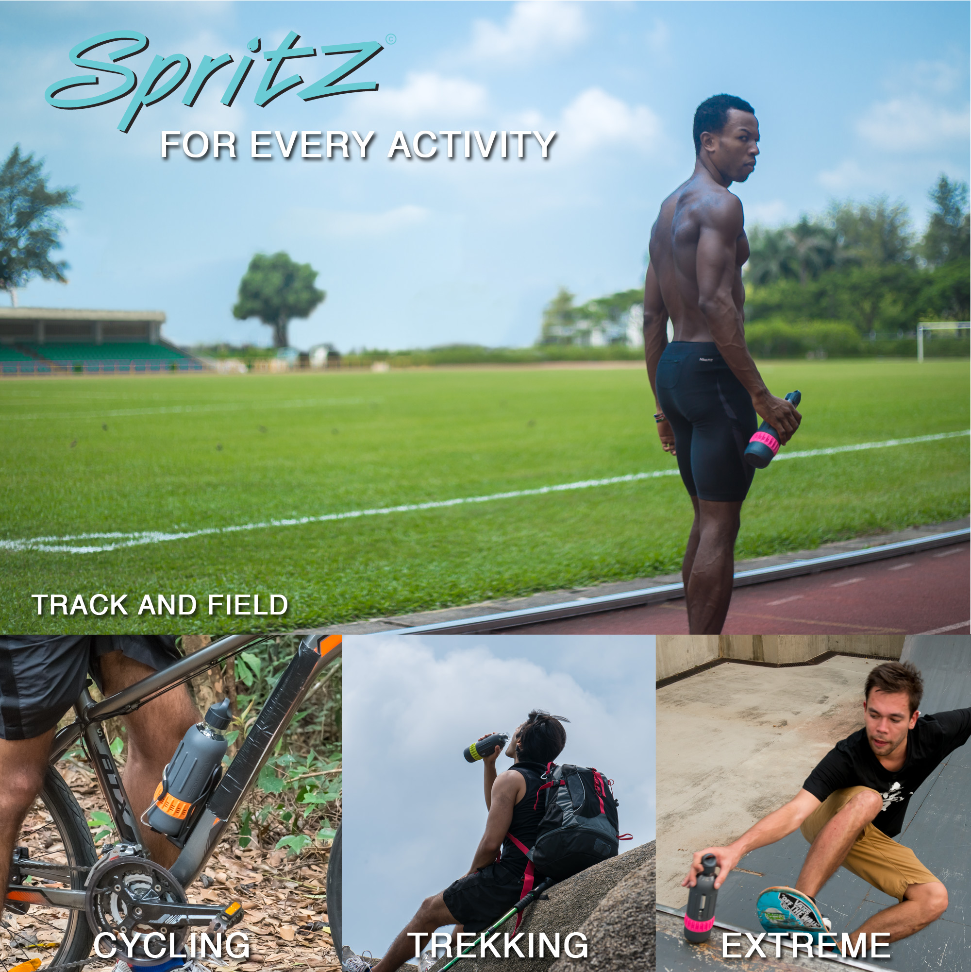 Spritz : For every Activity