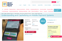 Understanding and Capitalizing on Mobile Payment Systems