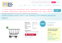United States Smart Door Lock Industry 2015
