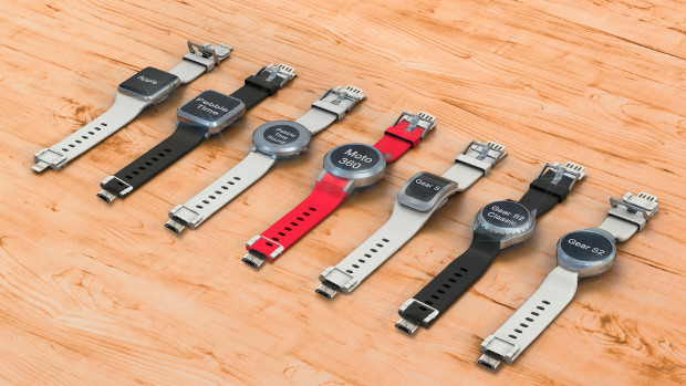 CharSpace Watchstrap