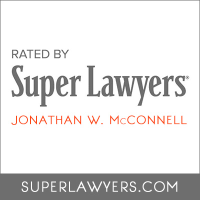 Jonathan W. McConnell Super Lawyers Rising Stars