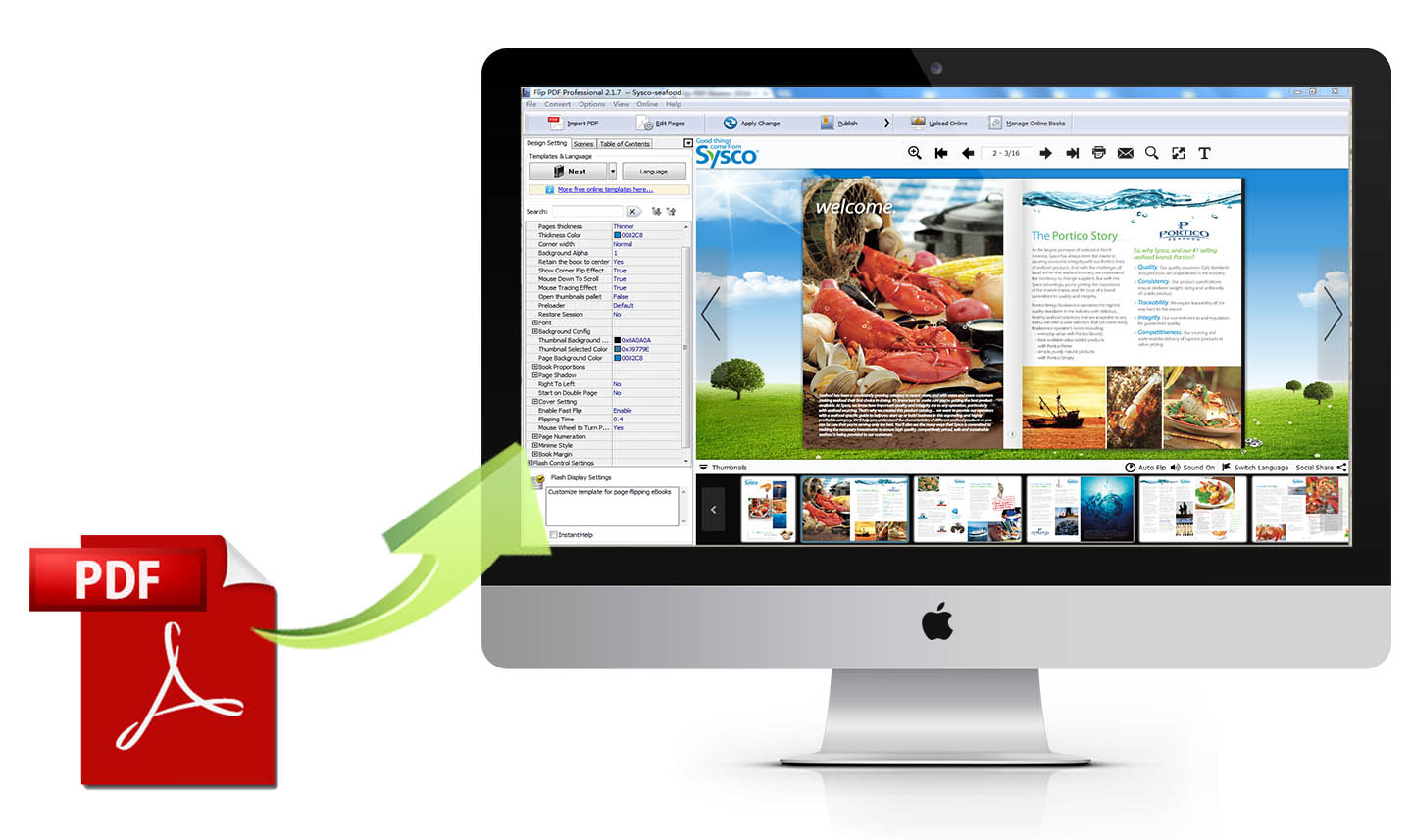 free publisher for Mac