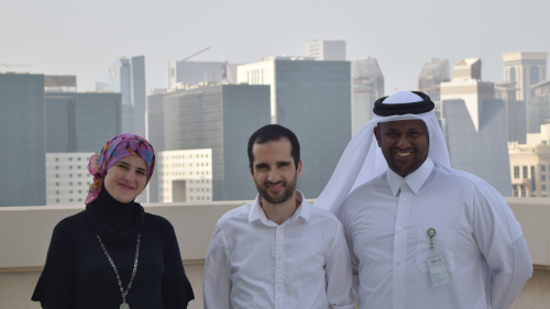Participation of QatarBestDeals.com in the Qatar E-Commerce'
