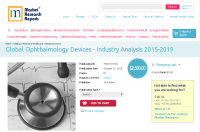 Global Ophthalmology Devices - Industry Analysis 2015-2019